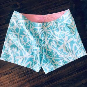 Lilly Pulitzer Callahan Shorts Size 8
